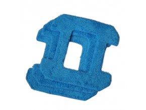 HOBOT-268 utěrky z mikrovlákna 3 ks modré
