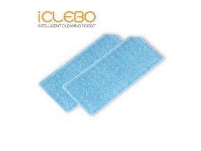 iClebo antibakteriální HEPA filtr Arte (2 ks)