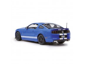 Ford Shelby GT500 1:14 blue 27Mhz