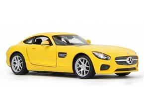 Mercedes AMG GT 1:14 yellow RC Door 40MHz