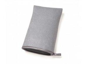 15128 cistici rukavice simplehuman z mikrovlakna na nerezove kose a spotrebice