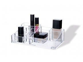 16970 organizer na kosmetiku compactor 14 prihradek ciry plast