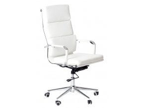 Kancelářská židle ADK Soft bílá