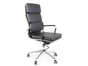 Kancelářská židle ADK Soft černá