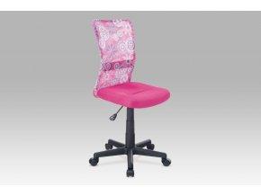 7238 kancelarska zidle ka 2325 pink
