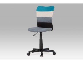 7559 kancelarska zidle ka n837 blue