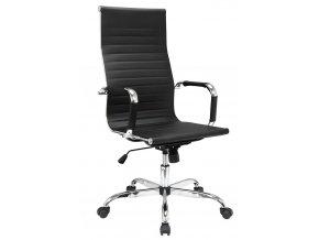 Kancelářská židle ADK Deluxe plus černá
