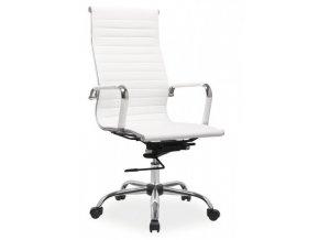Kancelářské křeslo Q040 bílé