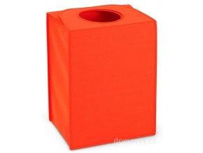Taška na prádlo obdélník červená