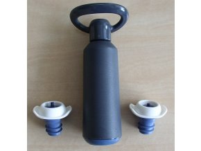 Vakuová pumpa + 2 ventily