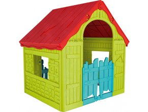17202656 WONDERFOLD PLAYHOUSE (FOLDABLE) 6500 RGB