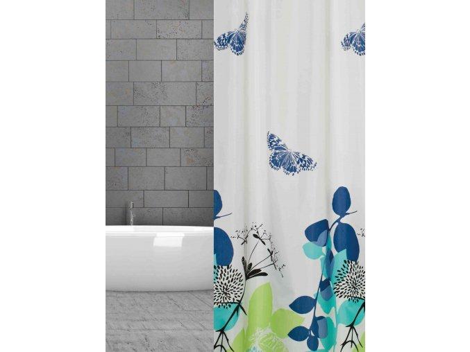 sprchové textilní závěsy Natura w05944 domadlo