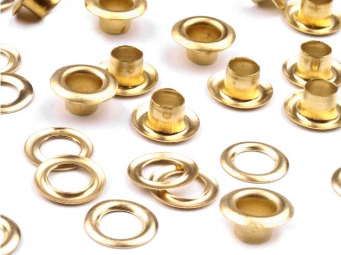 průchodka zlata