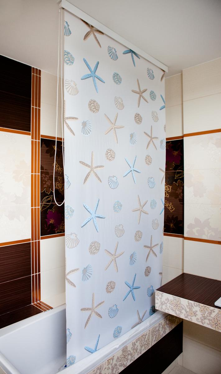 ROLETA SPRCHOVÁ OCEANIC STANDARD šířka rolety: 120 cm