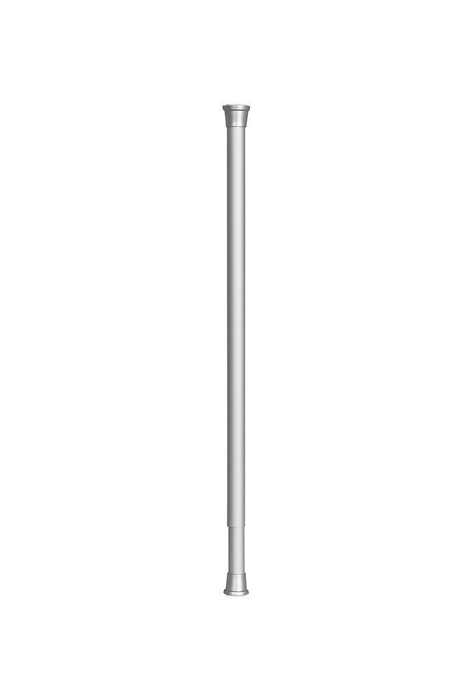 Rozpěrná tyč SLIM 19 mm satén Délka: 75 - 120 cm