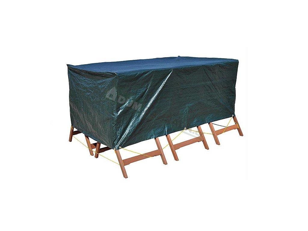1055 kryci plachta na zahradni nabytek 200 x 140 x 80 cm
