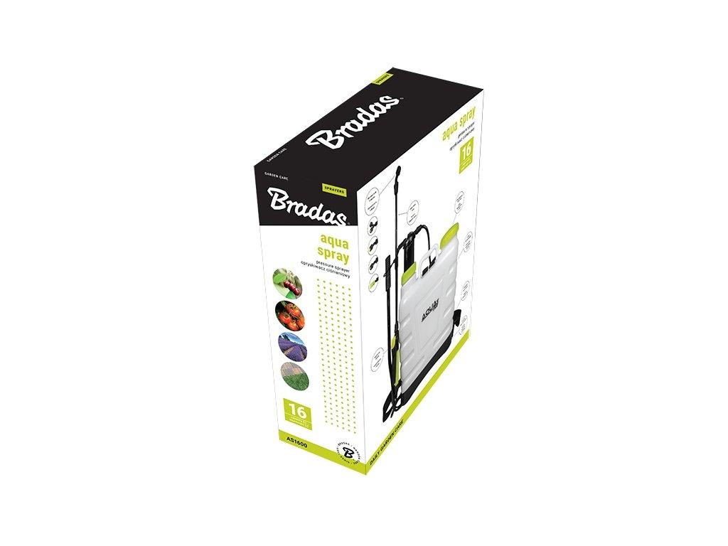 599 tlakovy postrikovac na zada aqua spray 16l