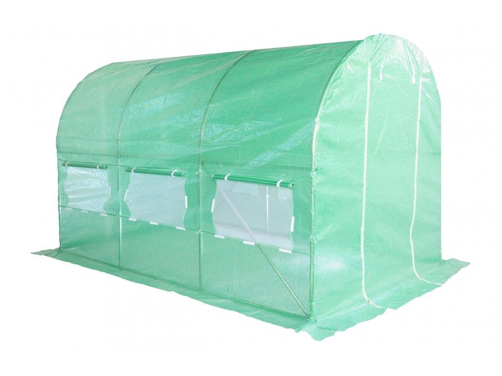 2708 zahradni foliovnik zeleny 2x3 5m homegarden