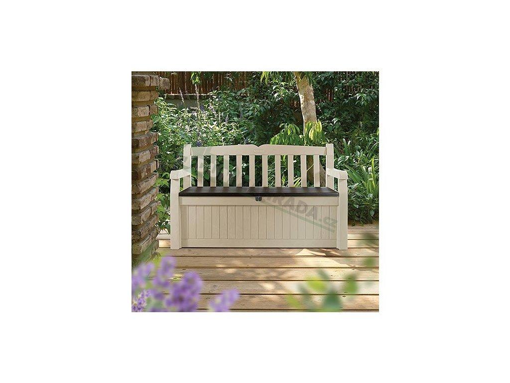 338 zahradni lavice keter eden garden bench 265 l