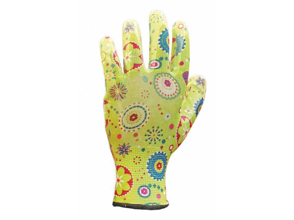 dámské pracovní rukavice gr0041