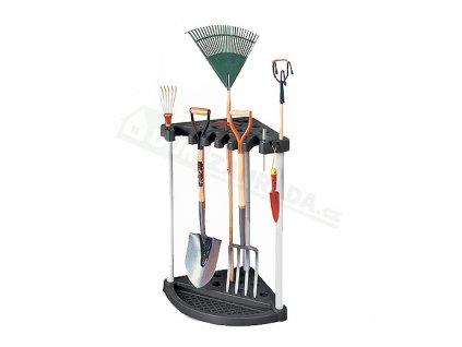 422 rohovy drzak naradi corner tool rack keter