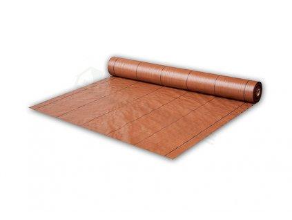 689 tkana mulcovaci textilie bradas hneda 70 gr 1 1x100m