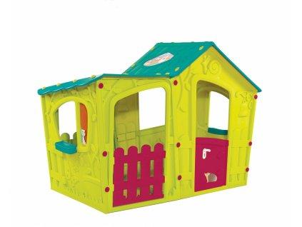 434 detsky domek keter magic villa house