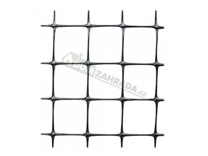 Ochranná síť proti krtkům 12x12mm UNINET 2x100m