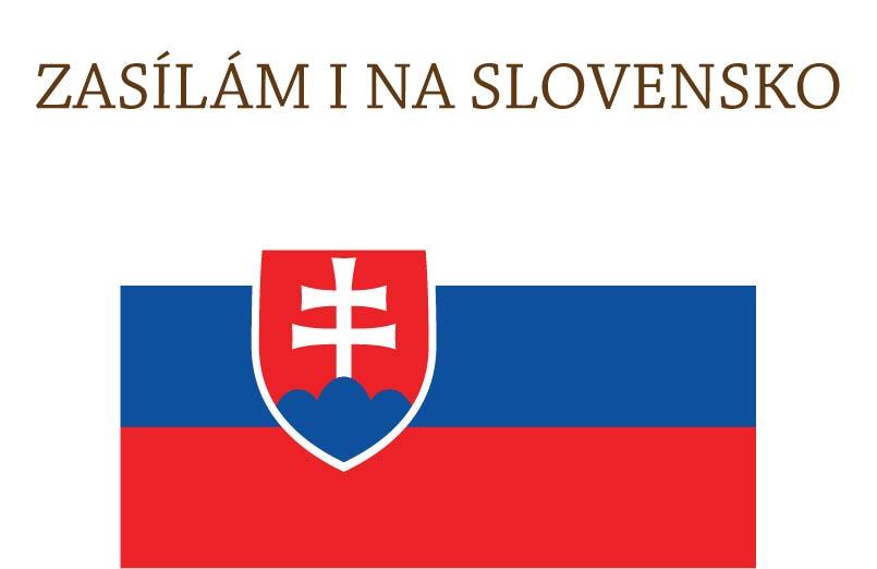 doručení Slovensko