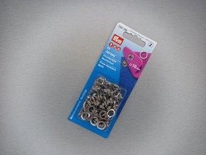 Knoflík stiskací JERSEY 10 mm NIKL náhradní