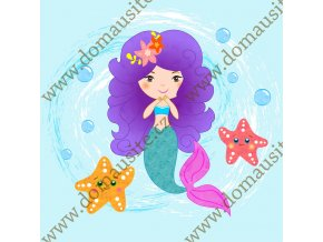 mořská panna 01