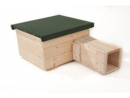 Domeček pro ježka - bez nátěru