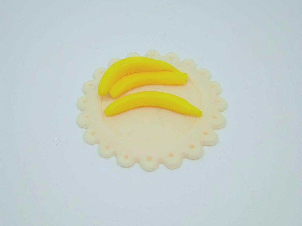Banány (sada 4 ks)