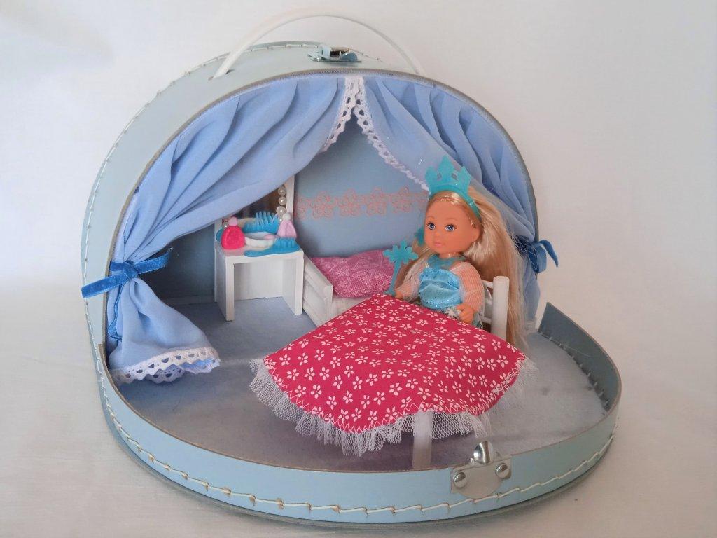 Domeček s ledovou princeznou