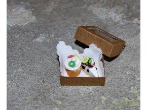 cupcake a cheescake