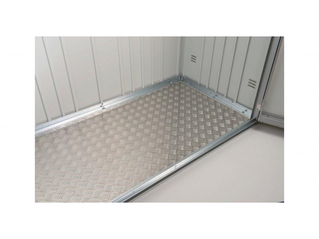 podlaha do skrine