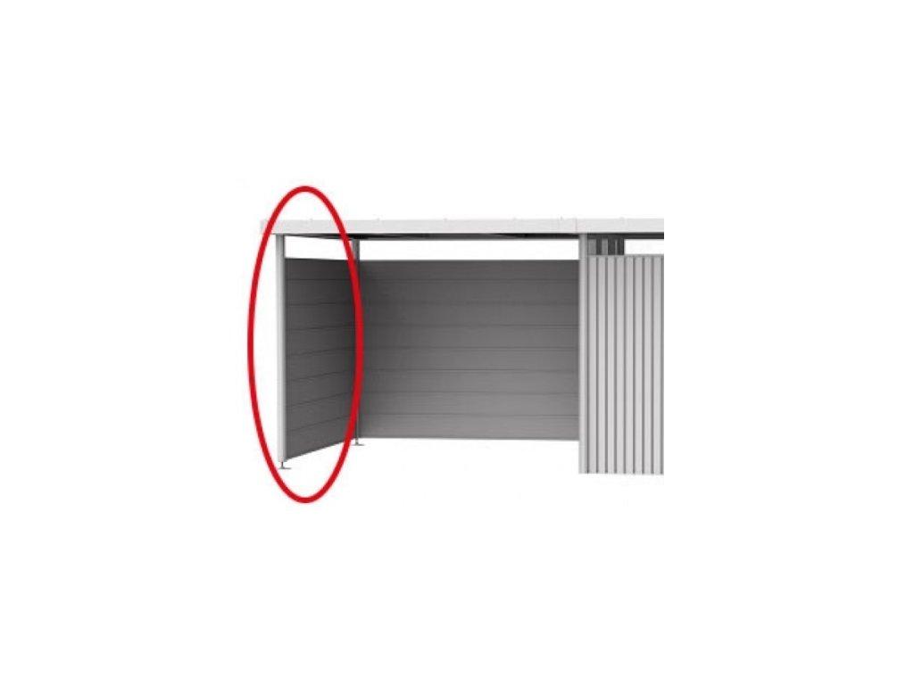 biohort bocni stena pro postranni strechu