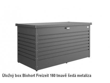 65060 ulozny box freizeitbox 160 tmave seda metaliza