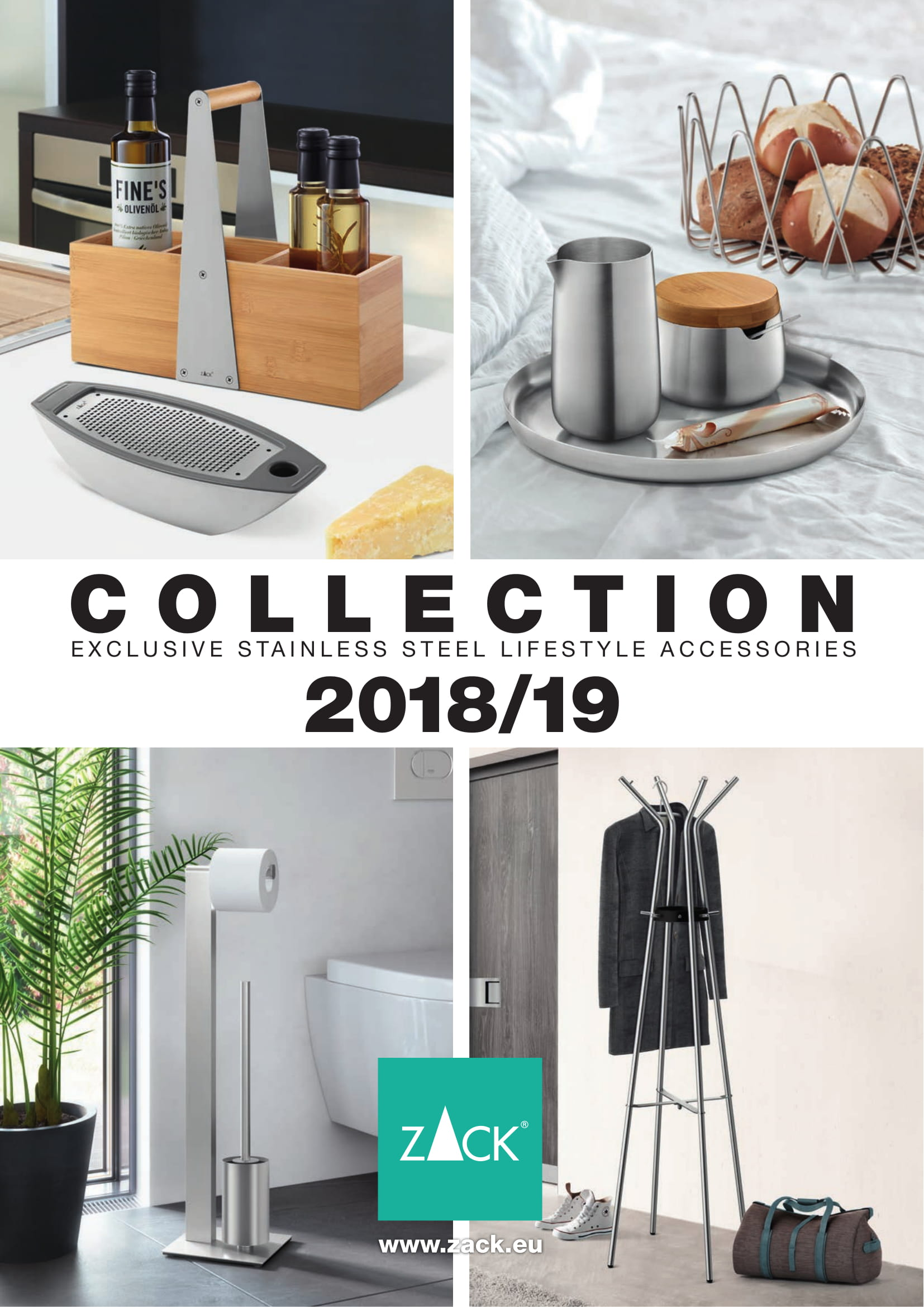 ZACK - katalog 2018