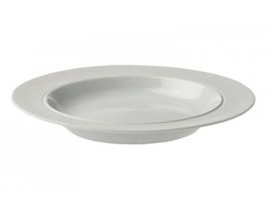 Moderní oválné a kulaté talíře