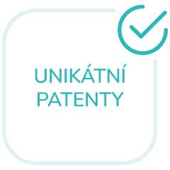 unikátní patenty