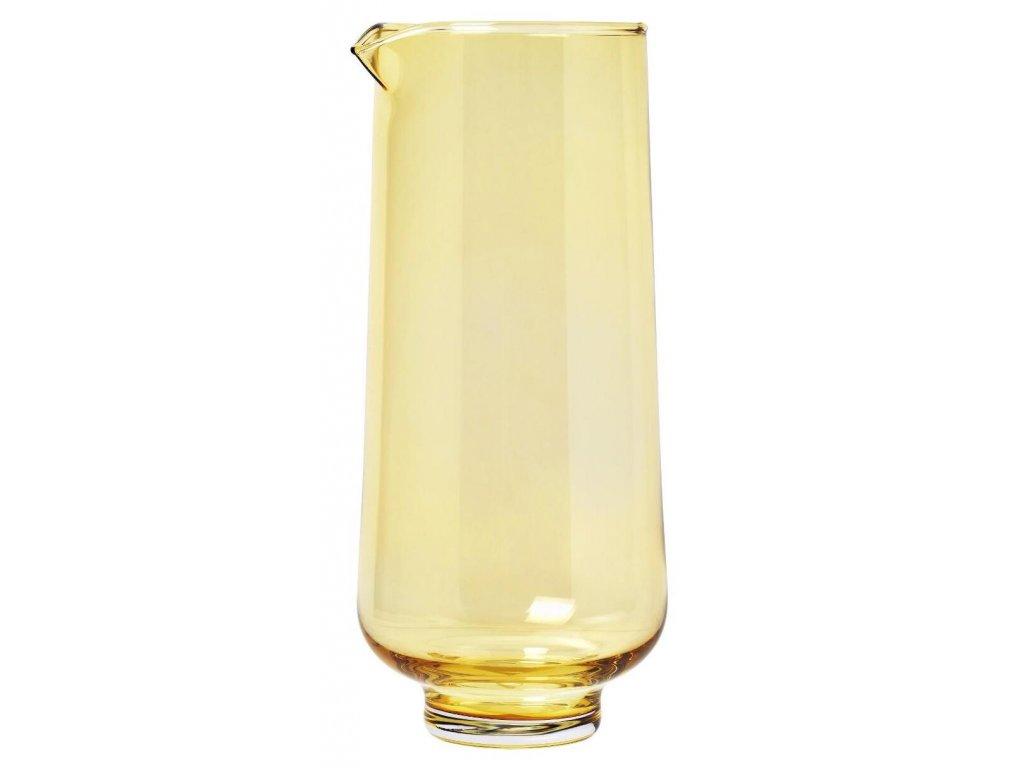 Karafa na vodu, 1,1 L, zlatá BLOMUS