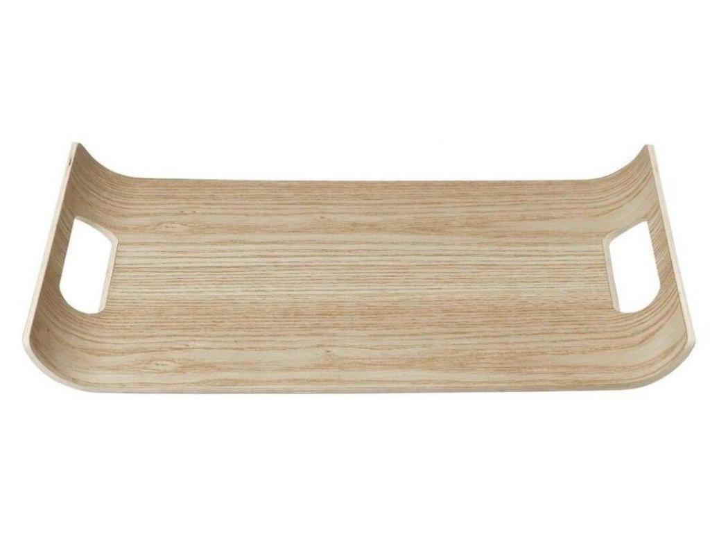 Servírovací podnos dřevěný, malý BLOMUS