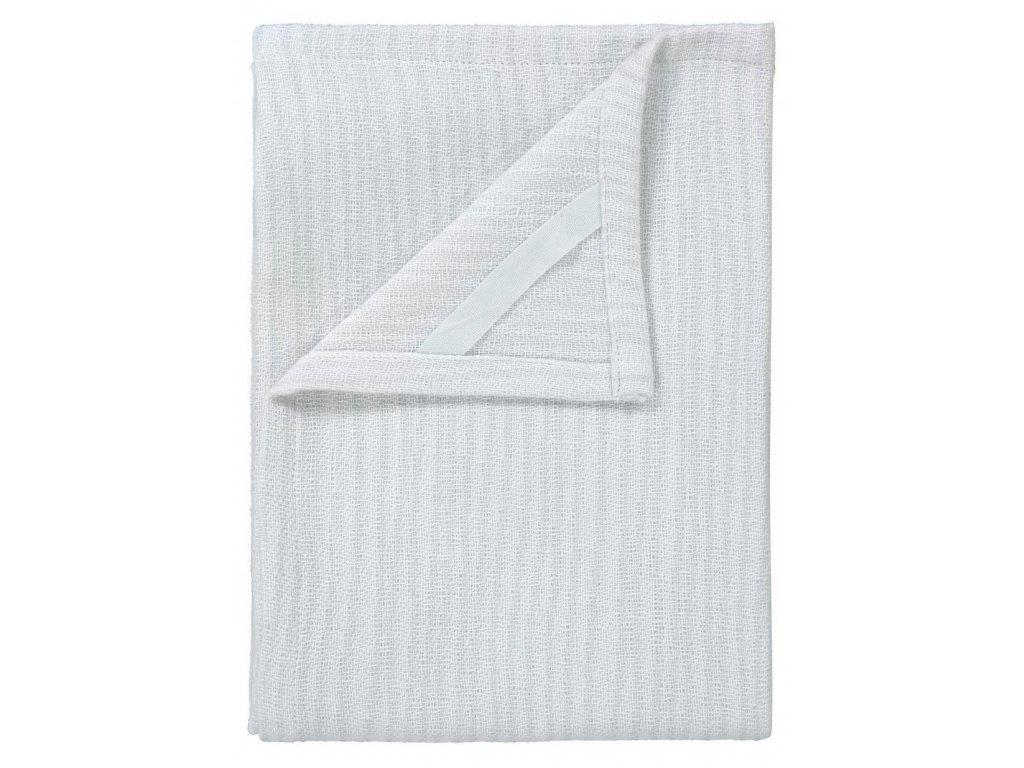 Utěrka na nádobí set 2 ks, 50 x 70 ks, bílé/šedobílé, belt BLOMUS