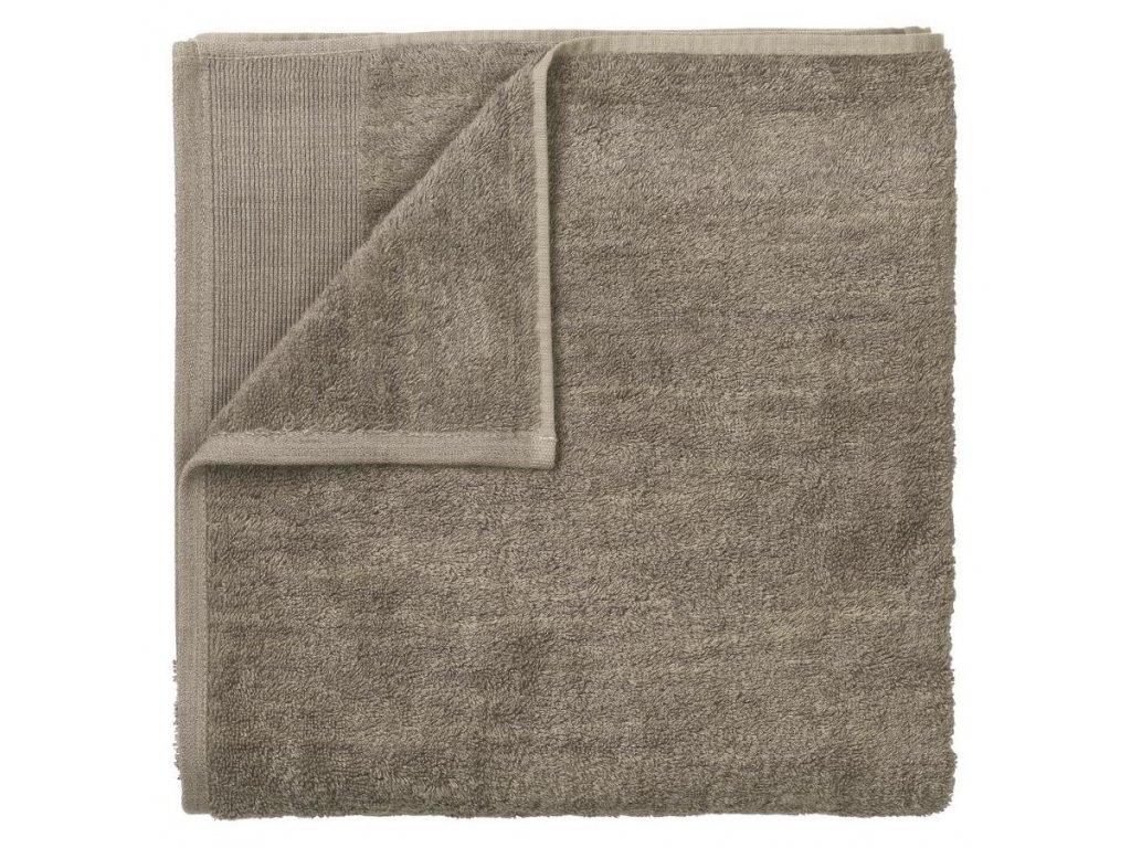 Ručník 100 x 50 cm, šedohnědý BLOMUS
