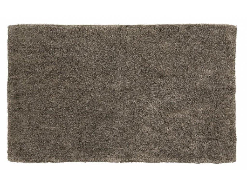 Koupelnová předložka 100 x 60 cm, šedohnědá BLOMUS