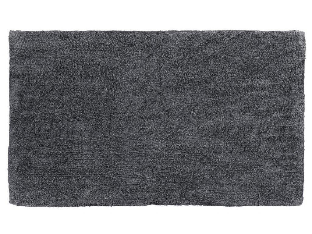 Koupelnová předložka 100 x 60 cm, šedočerná BLOMUS