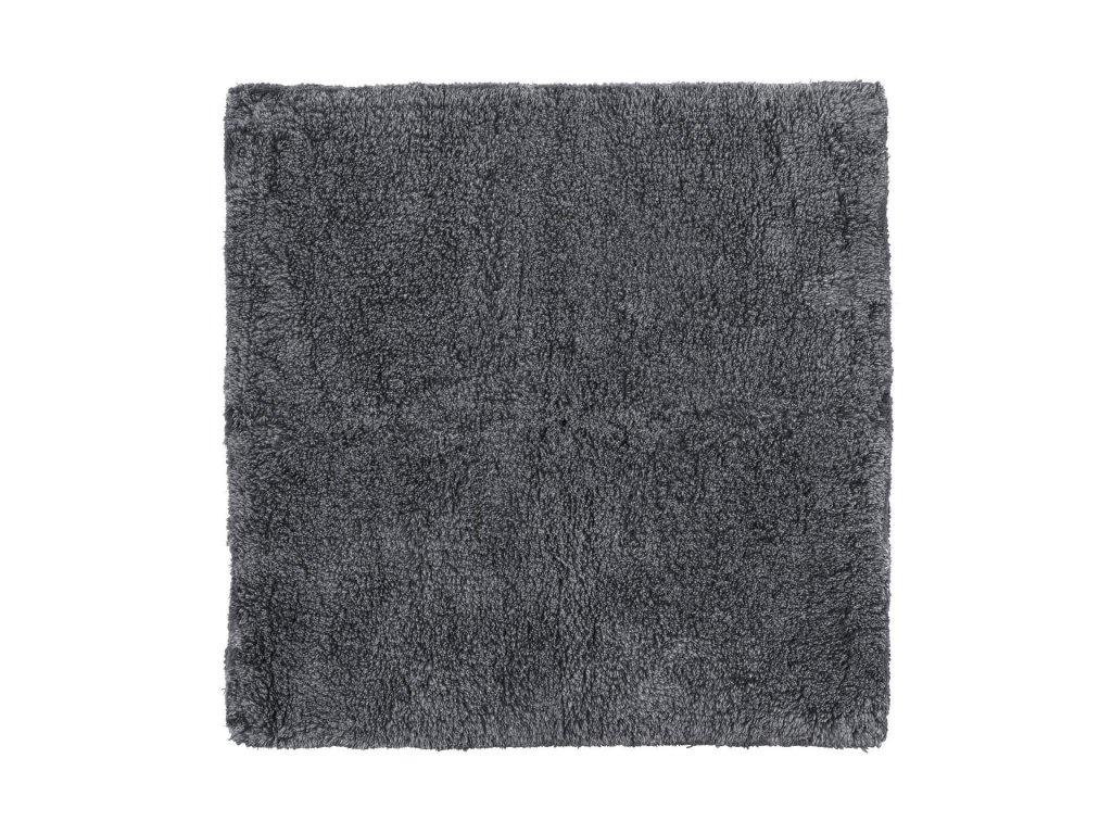 Koupelnová předložka 60 x 60 cm, šedočerná BLOMUS