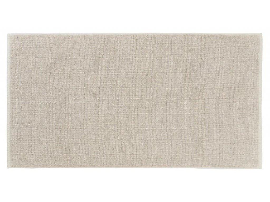 Koupelnová předložka 100 x 50 cm, krémová BLOMUS