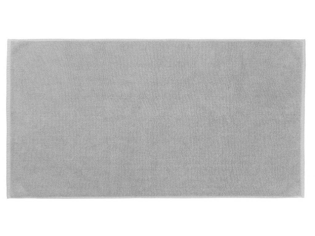Koupelnová předložka 100 x 50 cm, šedobílá BLOMUS